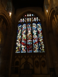 vidriera de christ church